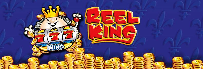 reel king spielen
