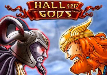 Hall of Gods Slot